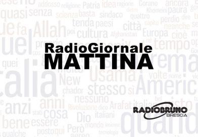 RadioGiornale del 17 Novembre 2018 – Mattina