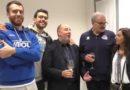 Vanoli Basket Cremona nella nuova sede di Star Brixia – Agente Findomestic Banca