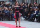 Sfilata di moda con le donne del progetto Tra dire e il fare