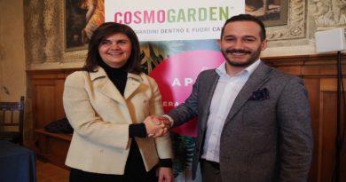 Countdown iniziato per Cosmogarden,la fiera del green arriva al Brixia Forum