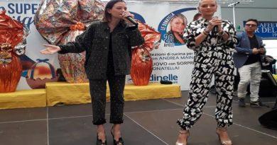 Show de Le Donatella alle Rondinelle per Pasqua
