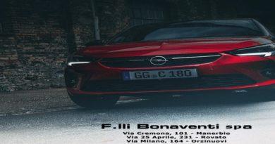 Opel Bonaventi presenta la nuova Opel Corsa