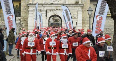 Corsa dei Babbo Natale e Babbo Running