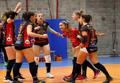 Promoball Sanitars Bienno, vittoria per 3-0 contro New Volley Adda