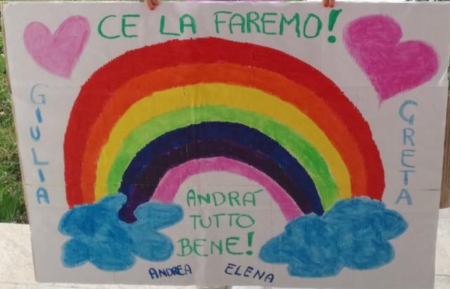 ANDREA, ELENA, GIULIA E GRETA