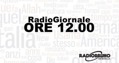 radio giornale ore 12