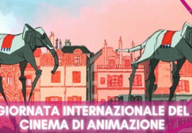Al Nuovo Eden il 28 ottobre si celebra la Giornata Internazionale del Cinema d'Animazione