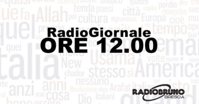 radiogiornale ore 12