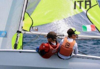 Baraimbo di Giò Pizzatti campione italiano Dolphin 2021 sul Garda