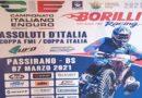 Passirano: al via i campionati italiani assoluti di Enduro