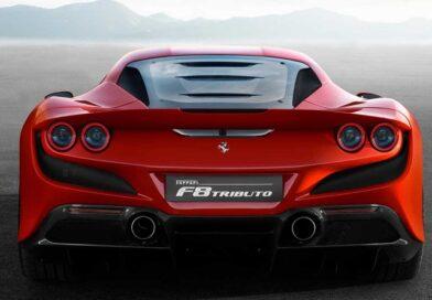 Ferrari tribute 2021