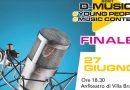 Il 27 giugno a Desenzano del Garda la finale del D-Music